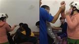Bắt quả tang hẹn hò với bạn trai, nữ sinh bị mẹ chửi bới giữa quán trà sữa