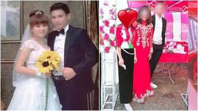 Những cô dâu 'có 1 không 2', chưa kịp tân hôn đã ôm tiền mừng bỏ trốn
