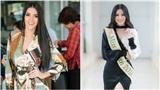 Hoa hậu Hòa bình cư xử 'kém sang' khi được so sánh với Hoa hậu Phương Khánh