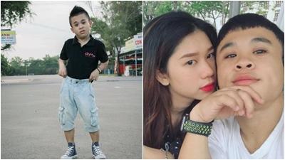 Sau 2 năm chia tay người mẫu Thanh Thảo, 'chàng lùn' Xuân Tiến khoe bạn gái mới xinh như hotgirl