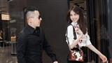 Ngọc Trinh sexy sánh đôi Vũ Khắc Tiệp đi lựa đồ hiệu dự Milan Fashion Week