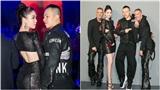 Ngọc Trinh sexy dự Milan Fashion Week, gặp gỡ bộ đôi NTK lừng danh nước Ý