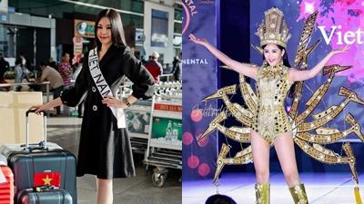 Nhìn lại hành trình chạm tay tới ngôi vị Á hậu Miss Intercontinental 2018 của 'Hoa hậu thị phi' Ngân Anh