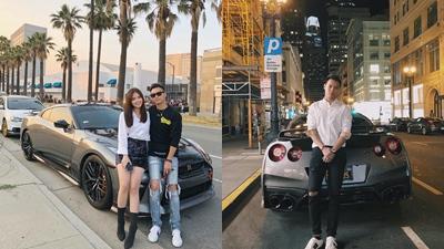 Bạn trai hotgirl 'tên lạ' Mai Diz: Không những đẹp, giỏi mà còn là Rich Kid nổi tiếng với đam mê siêu xe trên đất Mỹ