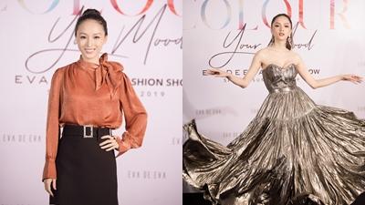 Dàn mỹ nhân Việt đọ sắc trên thảm đỏ thời trang
