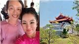 Hoài Linh khánh thành đền thờ Mẫu chưa từng công bố trong khuôn viên 100 tỷ