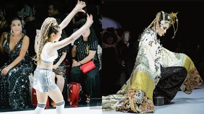 Minh Hằng - Võ Hoàng Yến và loạt mẫu nữ đồng loạt 'vồ ếch' BTC VIFW nói gì?