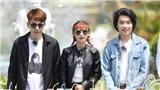 Cặp vợ chồng 'lầy lội' Khởi My và Kelvin Khánh cùng Quang Trung 'đại náo' Running Man Việt