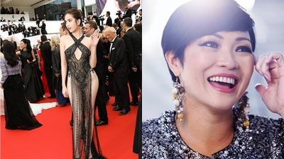 Giữa 'cơn bão' chỉ trích, Phương Thanh làm hẳn thơ 'châm biếm' màn hở bạo tại Cannes của Ngọc Trinh