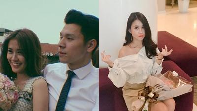 'Thả thính' chân dài chán chê, bạn trai cũ Việt kiều lại 'thả tim' ảnh Ngọc Thảo đều như vắt chanh