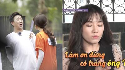 'Chạy Đi Chờ Chi' tập 9: Hari Won bất ngờ xuất hiện, nhất quyết không muốn chung đội với ông xã Trấn Thành