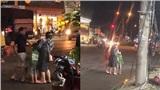 Cộng đồng mạng phẫn nộ chia sẻ đoạn clip chồng đánh vợ bầu giữa đường, trước mặt con nhỏ ở Cần Thơ
