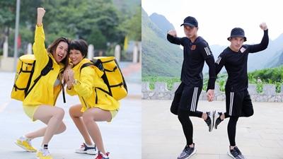 Đội Vàng - Đội Đen thể hiện quyết tâm cực độ tại Cuộc đua kỳ thú 2019