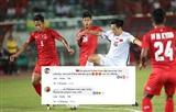 CĐV Myanmar phẫn nộ thay Việt Nam, trọng tài bắt lỗi việt vị phải đổi avatar Facebook
