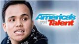 Chàng trai khuyết tật khiến America's Got Talent sửng sốt bởi giọng hát thiên thần