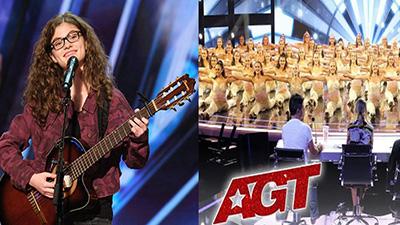 Không thể bỏ qua những tiết mục ấn tượng của đêm America's Got Talent 2019 vòng loại trực tiếp đầu tiên