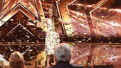 Cô bé 10 tuổi sở hữu giọng hát được giám khảo American's Got Talent ví như thiên thần