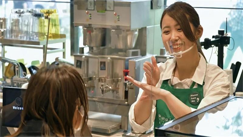 Có gì bên trong quán cà phê cho người khiếm thính đầu tiên tại Nhật Bản?