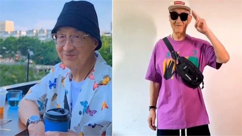 Ông lão 83 tuổi gây sốt với gu ăn mặc thời thượng như fashionista