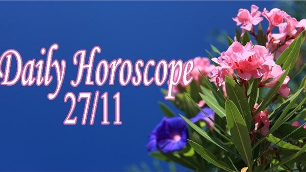 Thứ Sáu của bạn (27/11): Cự Giải làm việc ổn định, Sư Tử hãy cố gắng linh hoạt hơn