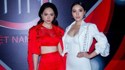 HHKỳ Duyên - Hương Giang trở thành 'đối thủ' tại Siêu mẫu Việt Nam 2018