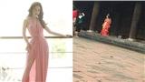 Lộ ảnh hậu trường quay MV cổ trang, Chi Pu khiến các fan 'đứng ngồi không yên với 'bom tấn' trở lại