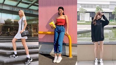 Trời nắng nóng, hot girl 2 miền ghi điểm với gu thời trang mát mẻ cực chất