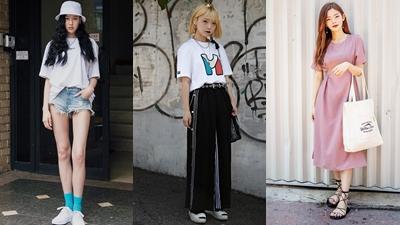 Street style giới trẻ Hàn tuần qua: Tràn ngập những items hiện đại cá tính