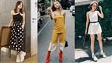 Muôn kiểu 'thời trang phang thời tiết', của các nàng hot girl Việt khi trời chuyển mùa
