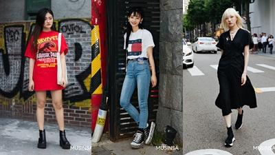 Street style giới trẻ Hàn: Toàn những công thức đơn giản mà lại hay ho không ngờ
