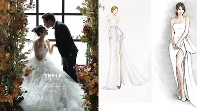 Hé lộ ảnh cưới chính thức của Trường Giang - Nhã Phương