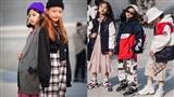 Phát cuồng với street style sành điệu của loạtnhóc tỳ Châu Á tại Seoul Fashion Week Xuân/Hè 2019