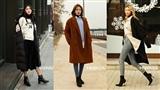 Mặc trời buốt lạnh, giới trẻ Hàn vẫn lên đồ street style đẹp 'quên sầu'