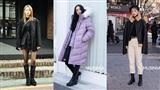 Loạt công thức mix đồ ấm áp mà cá tính được giới trẻ Hàn lựa chọn cho ngày lạnh buốt