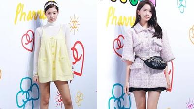 Cùng dự sự kiện của Chanel, nếu Jennie (Black Pink) bị chê không thương tiếc thì Yoona (SNSD) lại được khen hết lời