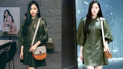Sở hữu nhan sắc và vóc dáng như nữ thần, Naeun (A Pink) có thể chinh phục mọi kiểu đồ 'khó nhằn'