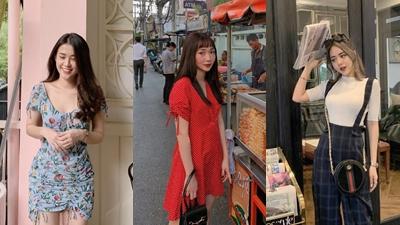 Vừa vào hè, gọi tên những kiểu họa tiết trang phục đang được các hot girl Việt lăng xê nhiều nhất