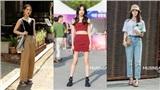 Street style giới trẻ Hàn tuần qua: Toàn những set đồ đơn giản nhưng vẫn mát rượi và đẹp 'quên sầu'