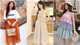 Street style hot girl Việt tuần qua: Bí quyết lên đồ mùa hè nữ tính, trẻ trung với những items hết mực xinh xắn