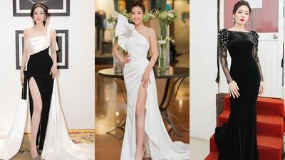 Top sao Việt mặc đẹp nhất trên thảm đỏ tháng 6