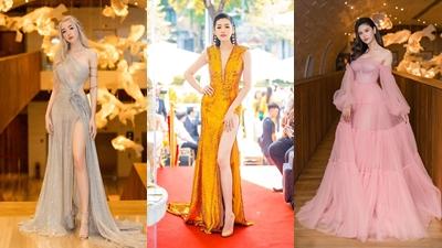 Top sao Việt mặc đẹp nhất trên thảm đỏ tháng 7