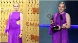 Julia Garner diện trang phục của Công Trí lên nhận giải thưởng danh giá tại Emmy 2019