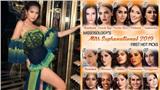 Ngọc Châu lọt Top 15 ứng cử viên nổi bật nhất tại Hoa hậu Siêu Quốc gia 2019