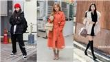 Street style giới trẻ Hàn tuần qua: Toàn những set đồ đơn giản nhưng vẫn ấm áp và trendy hết nấc