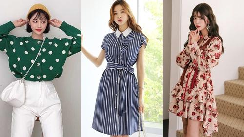 3 kiểu họa tiết váy áo 'cứ mặc là xinh' hot nhất trong dịp Tết 2020