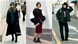 Street style chất lừ của giới trẻ Hàn tuần qua sẽ khiến bạn muốn lên đồ thật cá tính, thật cool trong suốt cả mùa đông này