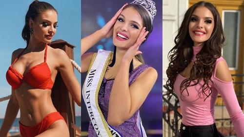 Cận cảnh vẻ đẹp bốc lửa của tân Hoa hậu Liên lục địa 2019
