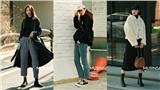 Street style giới trẻ Hàn những ngày cuối năm chứng minh chân lý: Mùa đông cứ lên đồ đơn giản, thoải mái là best