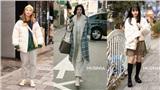 Ngắm street style của giới trẻ Hàn tuần qua, bạn sẽ học được khối chiêu diện áo khoác vừa ấm áp lại tôn dáng