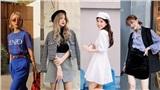4 hot girl sinh năm 1996 không chỉ xinh đẹp mà còn có gu thời trang 'chất miễn bàn'